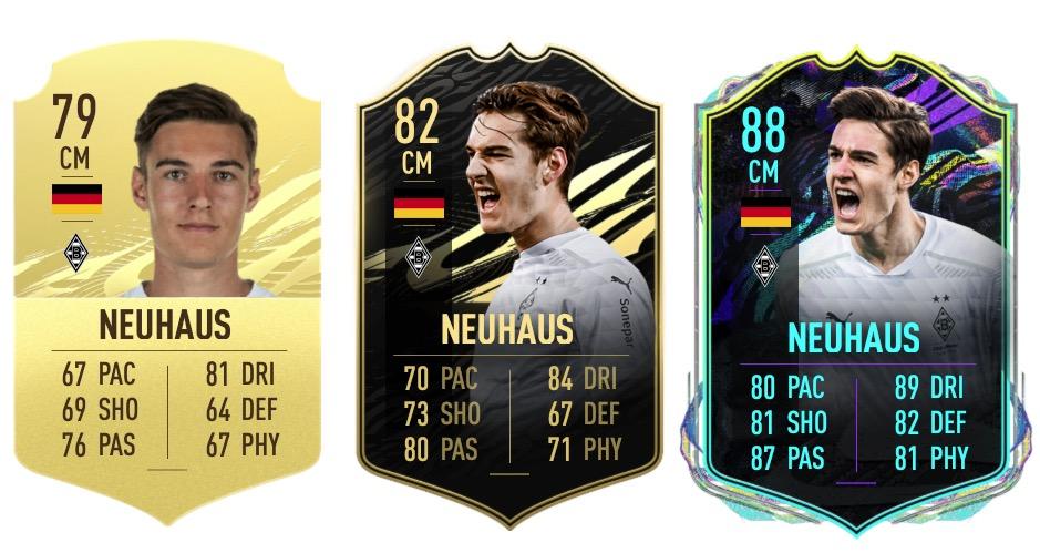 FIFA 21 Neuhaus