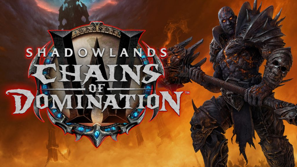 WoW Patch 91 Chains of Domination título 1280x720