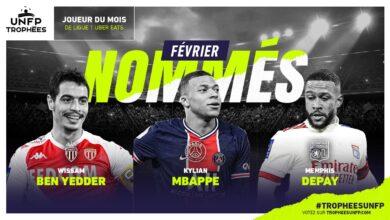FIFA 21: Nominaciones POTM de febrero de la Ligue 1