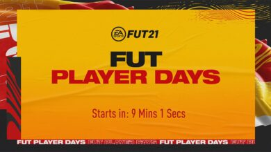 FIFA 21: se anuncia el evento Player Days