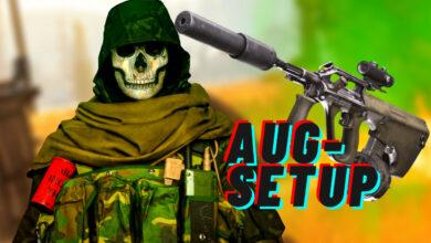 CoD Warzone: El AUG es un arma superior en la temporada 2: así es como se juega de manera efectiva