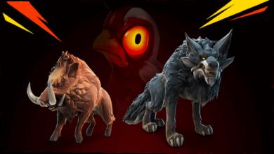 Temporada 6 de Fortnite: los 4 nuevos animales salvajes en el mapa