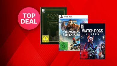 Oferta de MediaMarkt: juegos de Ubisoft para PC y consolas muy reducidos