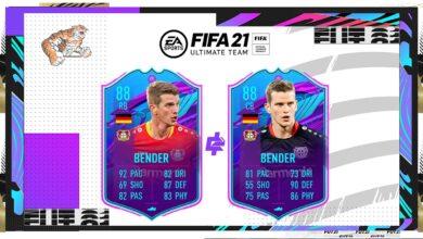 FIFA 21: SBC Sven y Lars Bender El fin de una era: requisitos y soluciones
