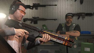 5 de las mejores armas en GTA Online que todo el mundo debería tener