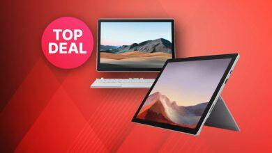 Ofertas de Amazon Easter: Surface Pro 7 y Surface Book 3 reducidas