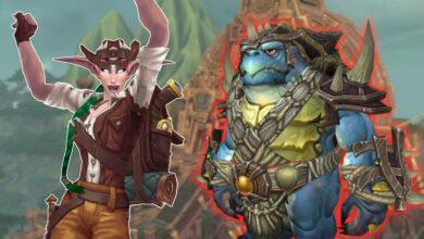 WoW: Blizzard ha construido en secreto 2 NPC que muchos jugadores han estado esperando