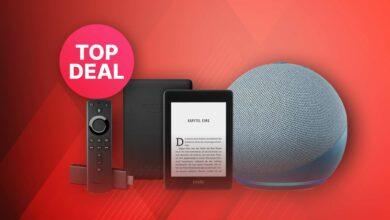 Dispositivos de Amazon en la oferta de Semana Santa: Echo, Kindle y Fire TV más baratos