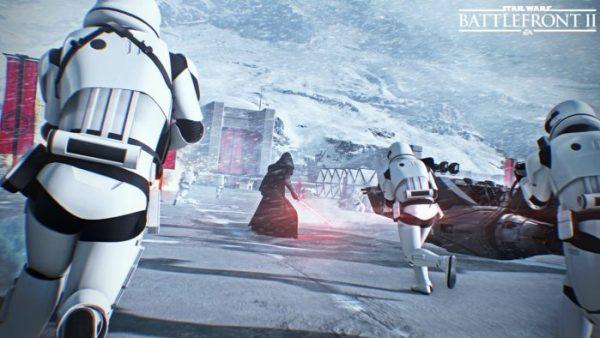 Star Wars Battlefront II, los mejores juegos cooperativos de sofá de Xbox One, los mejores juegos multijugador local de Xbox One