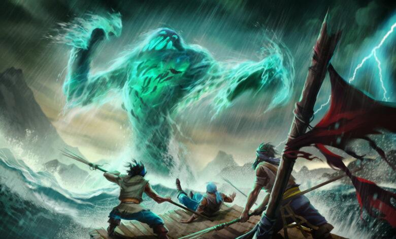 MMORPG tiene una idea innovadora para hacer que la pesca sea más emocionante