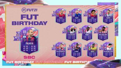 FIFA 21: Cumpleaños del SBC Rodrigo Palacio FUT - Requisitos y soluciones
