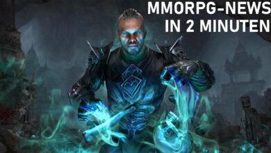 2 aspectos destacados que no debes perderte en una semana de MMORPG tranquila