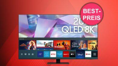 Amazon Easter ofrece: Samsung 8K QLED TV al mejor precio y más