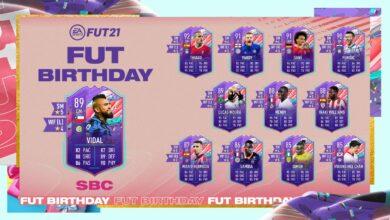 FIFA 21: SBC Arturo Vidal FUT Birthday - Requisitos y soluciones