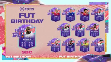 FIFA 21: Eliaquim Mangala FUT Birthday SBC - Requisitos y soluciones