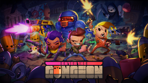Enter The Gungeon 1 & 2