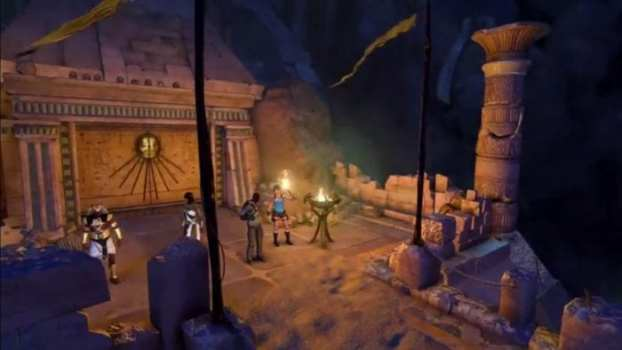 Lara Croft: The Temple Of Osiris