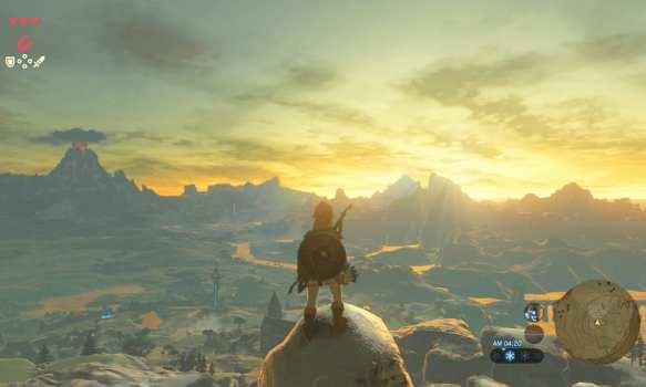 La leyenda de Zelda: Breath of the Wild