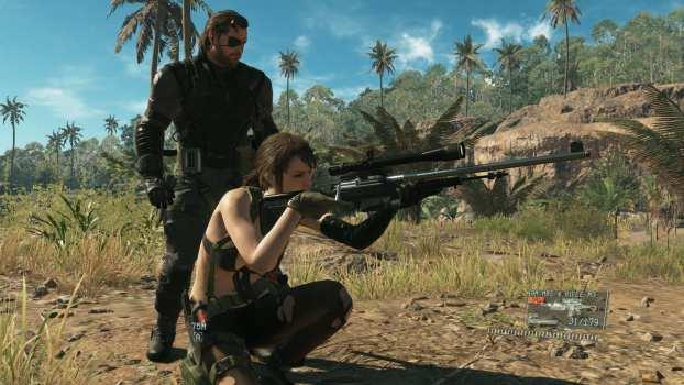 Metal Gear Solid V: El dolor fantasma