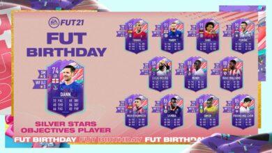 FIFA 21: Objetivos de cumpleaños de Scott Dann Silver Stars FUT - Requisitos