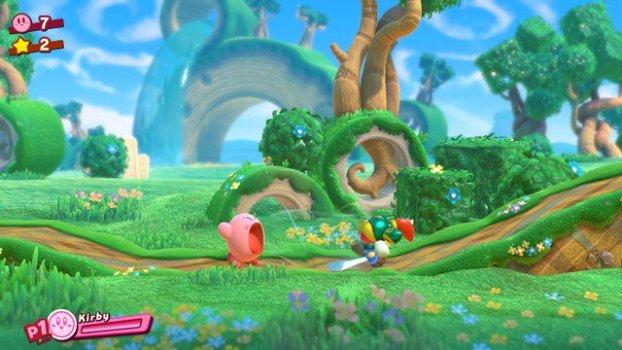 Aliados de Kirby Star