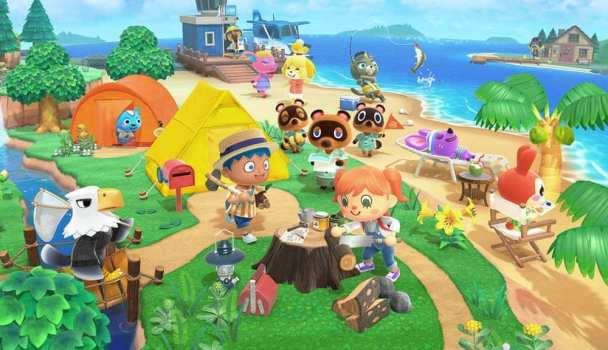 Animal Crossing: Nuevos horizontes
