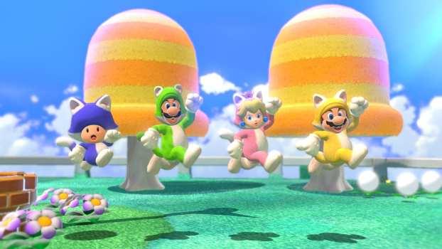 Super Mario 3D World + Bowser Fury