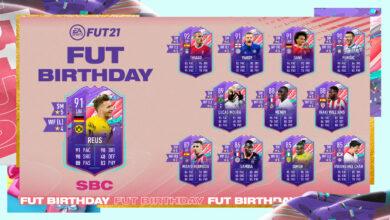 FIFA 21: SBC Marco Reus FUT Birthday - Requisitos y soluciones