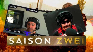 2 de los principales streamers de CoD Warzone dicen: El nuevo parche es terrible