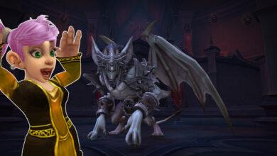 3 jugadores matan al jefe actual de Castle Nathria, no necesitan un sanador