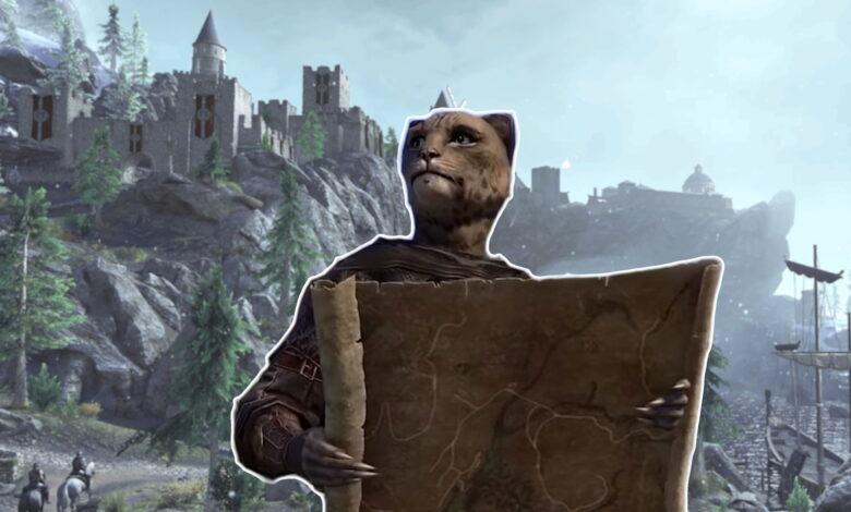 5 razones por las que deberías iniciar el MMORPG ESO ahora