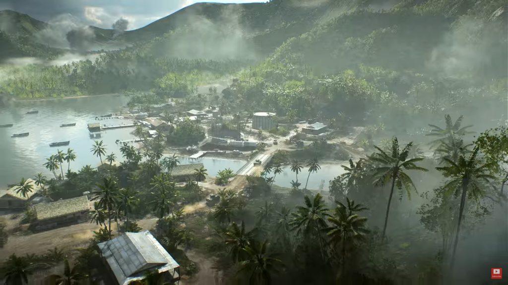 mapas del campo de batalla 5 capítulo 6 perspectivas de las islas salomón