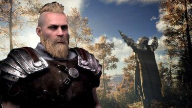 Aparece un nuevo MMORPG hardcore en Steam: pronto podrás probarlo gratis