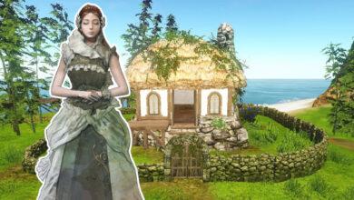 ArcheAge: Cómo construir una casa