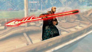 Así es como consigues el arpón en Valheim, el arma más loca del juego