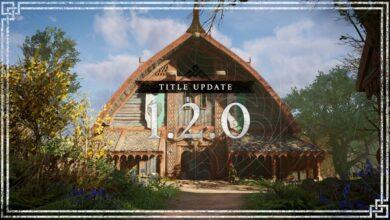 Assassin's Creed (AC) Valhalla - Notas del parche de la actualización 1.2 - 16 de marzo de 2021