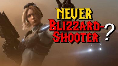 Blizzard está trabajando en un nuevo juego de acción. ¿Estás construyendo tu propio Destiny?