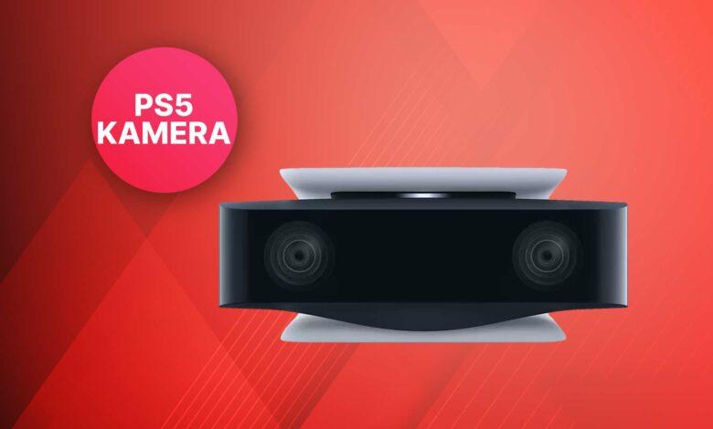 Cámara PS5 a la venta en Cyberport al mejor precio