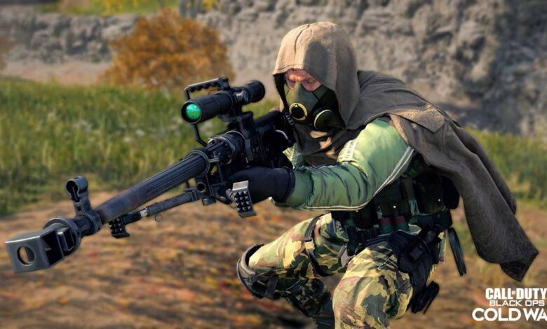 Call of Duty (COD) Black Ops Cold War - Cómo desbloquear ZRG 20 mm