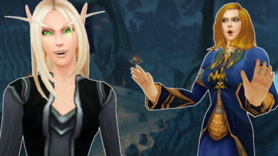 Cuanto más viejo se vuelve WoW: Shadowlands, más me gusta