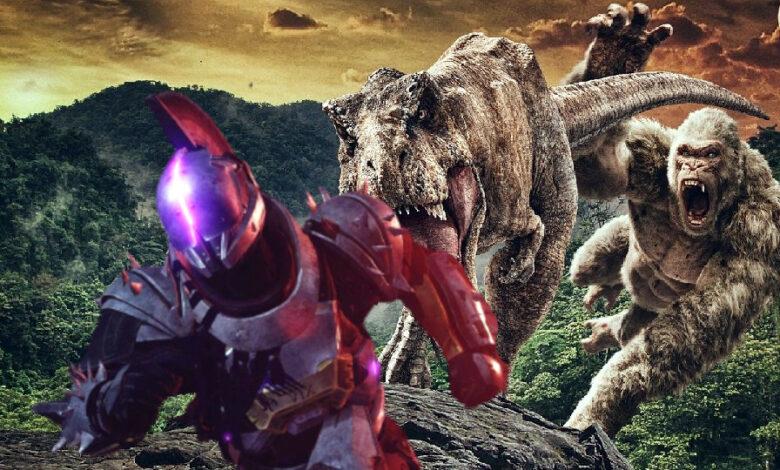 Destiny 2: Dinos vs.Monsters: tú decides qué armadura entra en juego