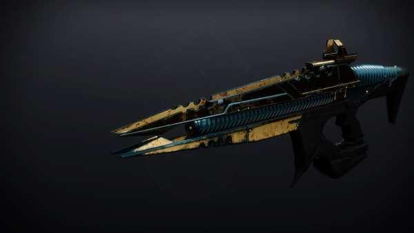 mejor destino 2 rifles de fusión lineal
