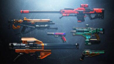 Destiny 2: todavía esperando para cultivar los rollos de dios de las nuevas armas