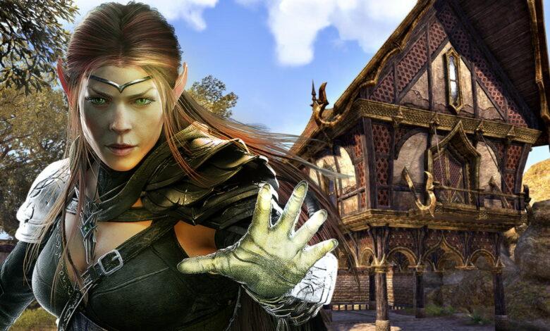 ESO: ¿Qué te aporta una casa en el MMORPG?