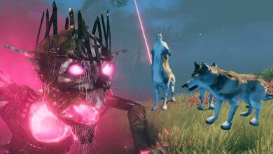 El jugador cría 50 lobos en Valheim y los coloca en el jefe final, así es como terminó.