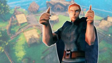 El jugador de Valheim construye un lindo pueblo en lugar de una enorme fortaleza: inspira a miles