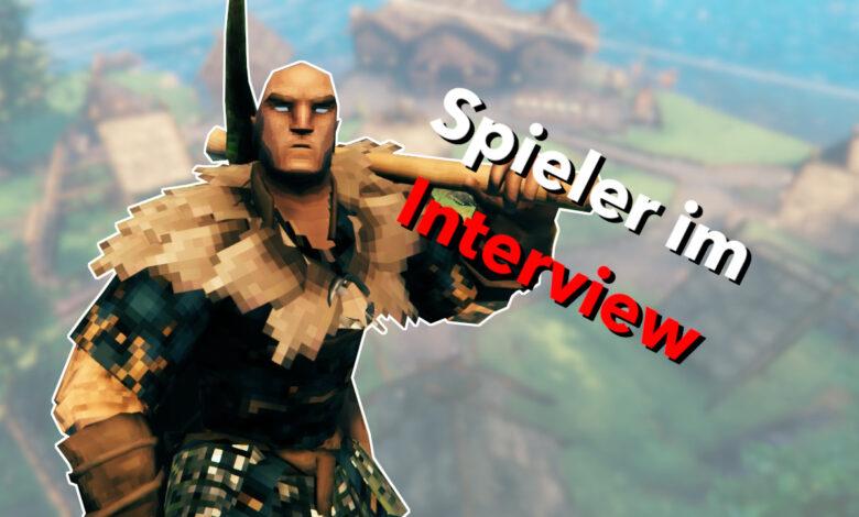 El jugador está construyendo un pueblo entero en Valheim solo para él. Le preguntamos cómo funciona.