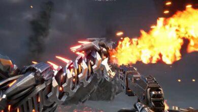 El nuevo shooter Free2Play muestra avances con enormes mechs y dragones de metal