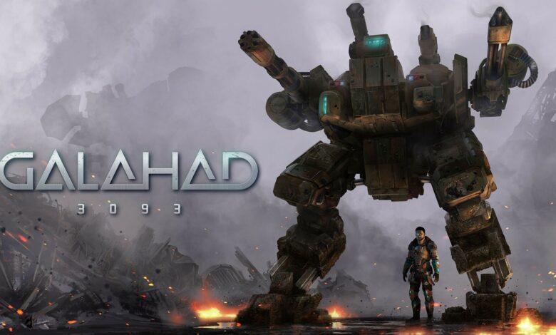 El nuevo tirador de héroes en Steam te permite jugar enormes mechs como en Titanfall