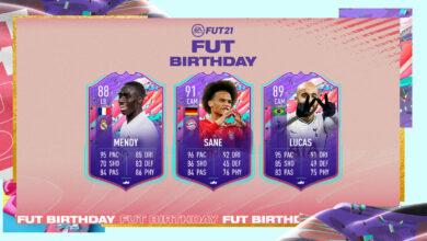 FIFA 21: Calendario de cumpleaños FUT - Descubre todos los contenidos del evento
